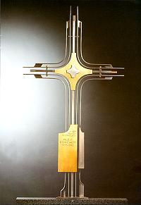 Grabkreuze edelstahl preise metallteile verbinden for Statische bestimmtheit berechnen